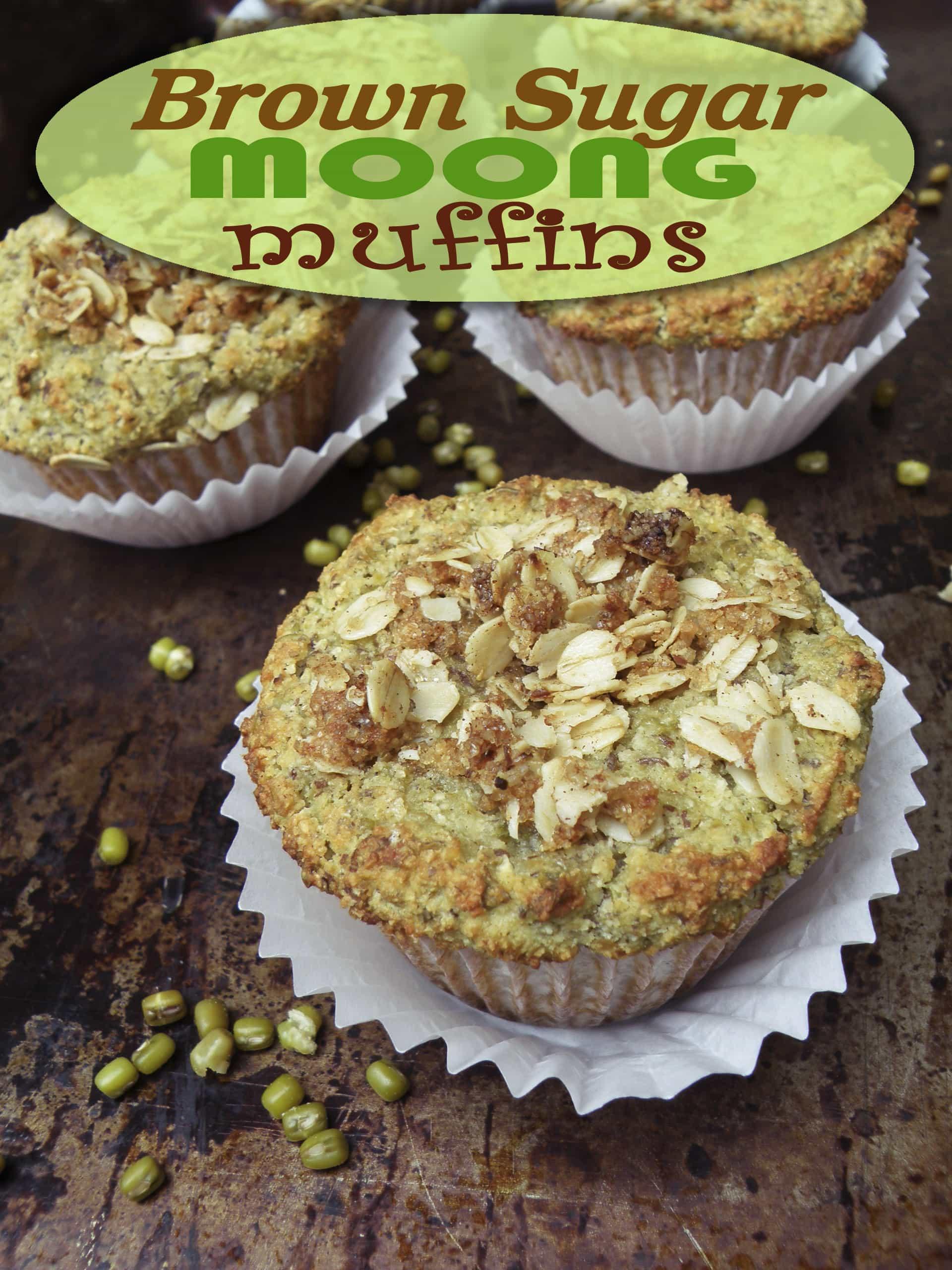 brownsugarMoong-muffins