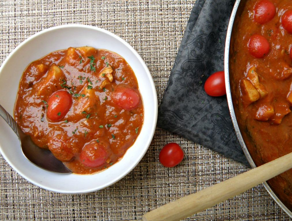 Chicken & Tomato Curry