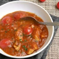 Chicken & Tomato Curry