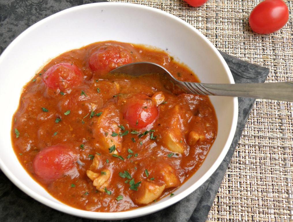 tomatochickencurry
