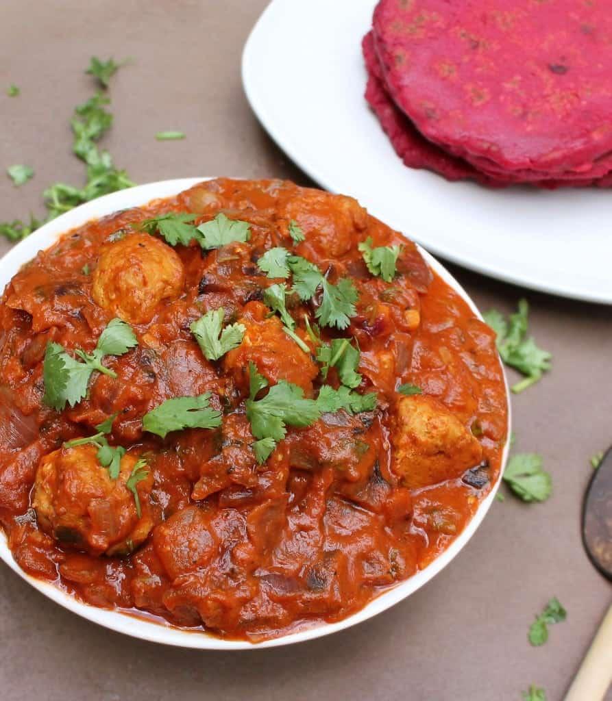 curry turkey