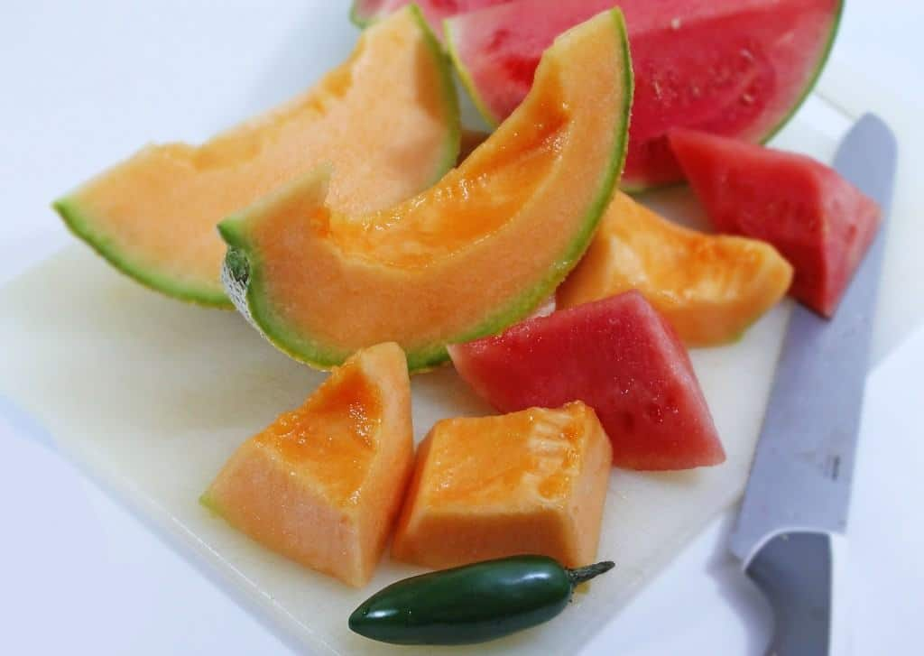 melons chilis