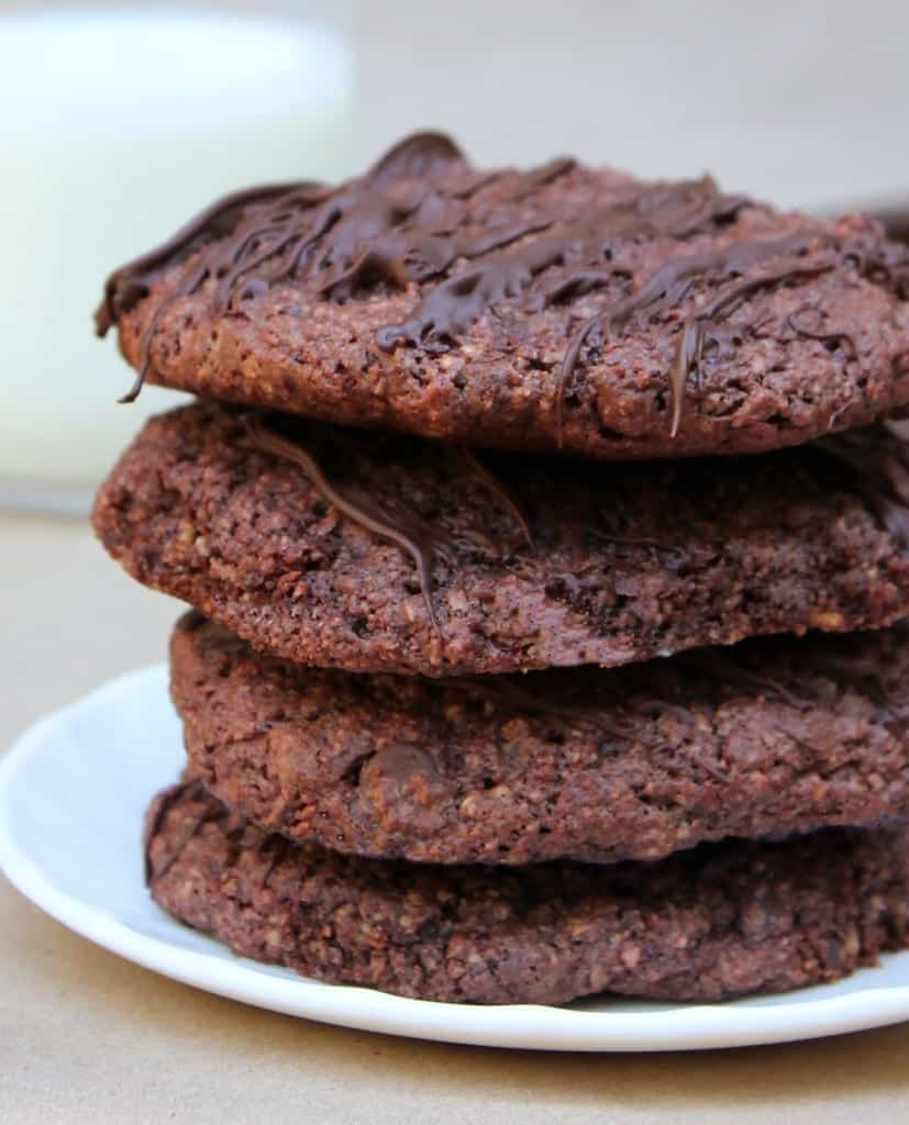 Chocolate-Beet-Cookies