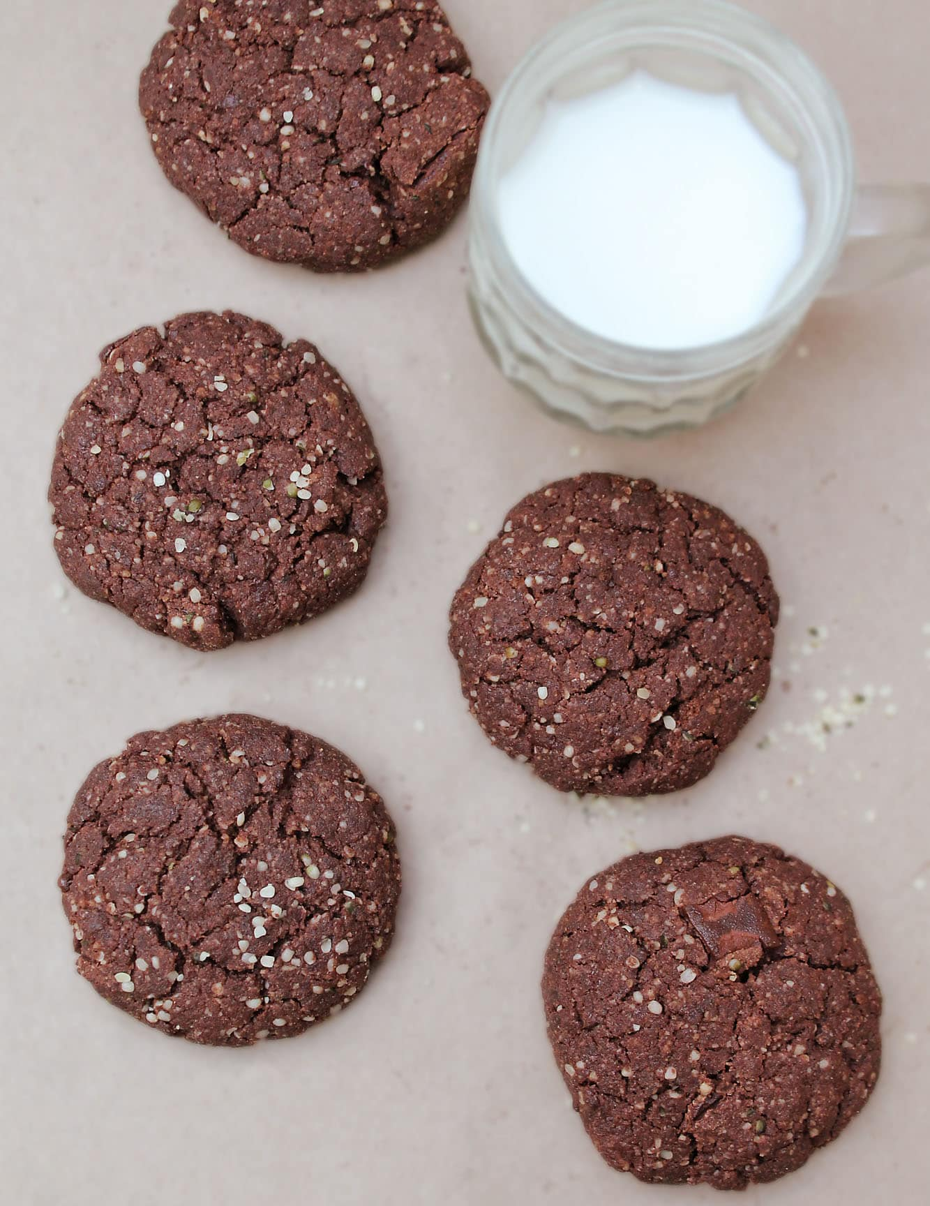Hemp Chocolate Breakfast Cookies Savory Spin