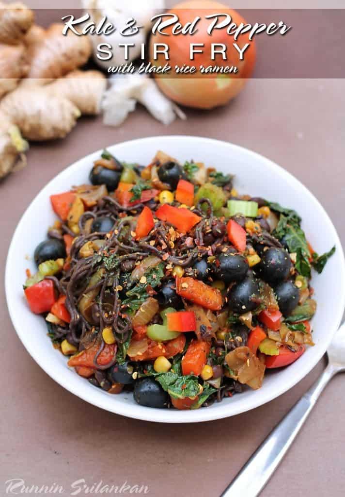 Kale-Red-Pepper-Stirfry-Black-Rice-Ramen