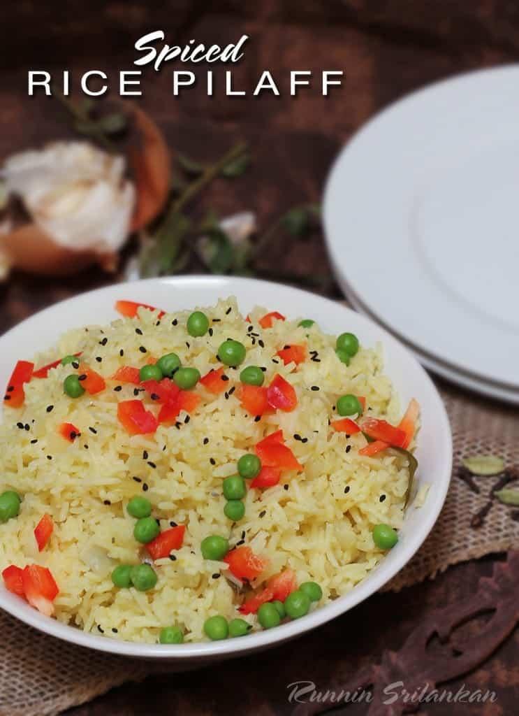 srilankan-saffron-rice-pilaff
