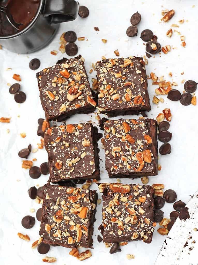 #PassThePepper-Brownies