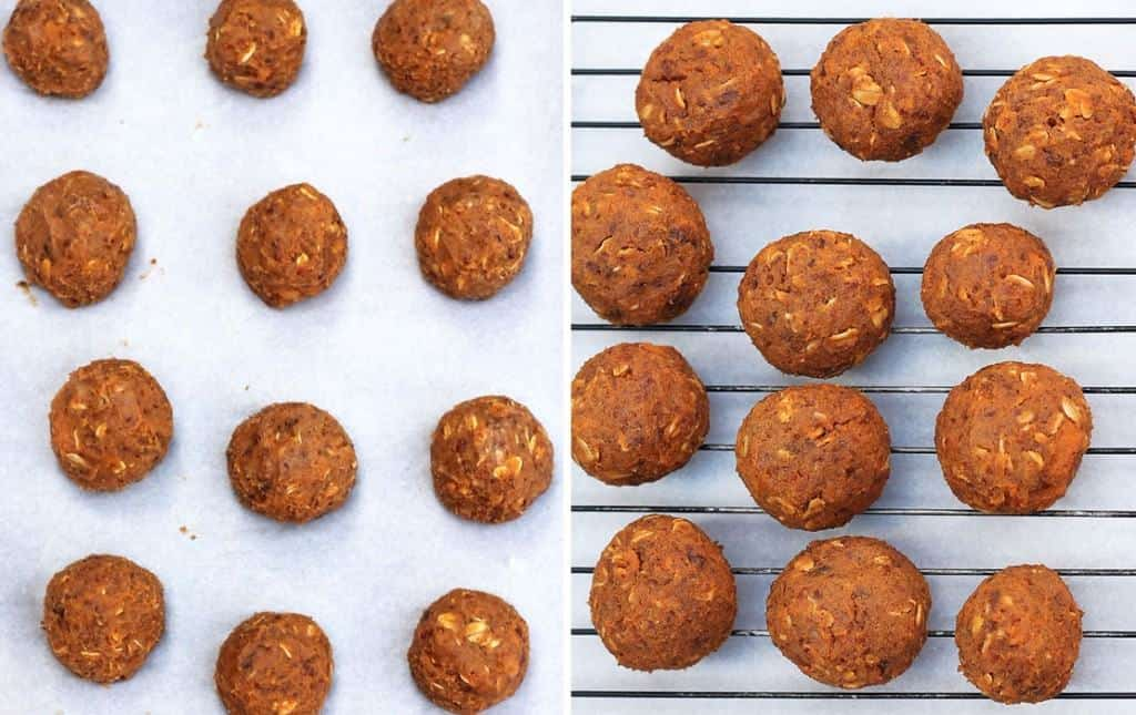 Sweet-potato-bites-before-after-baking
