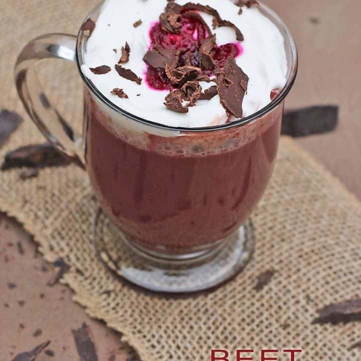 Beet Hot Chocolate