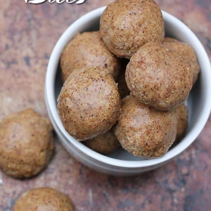 Almond & Pecan Bites