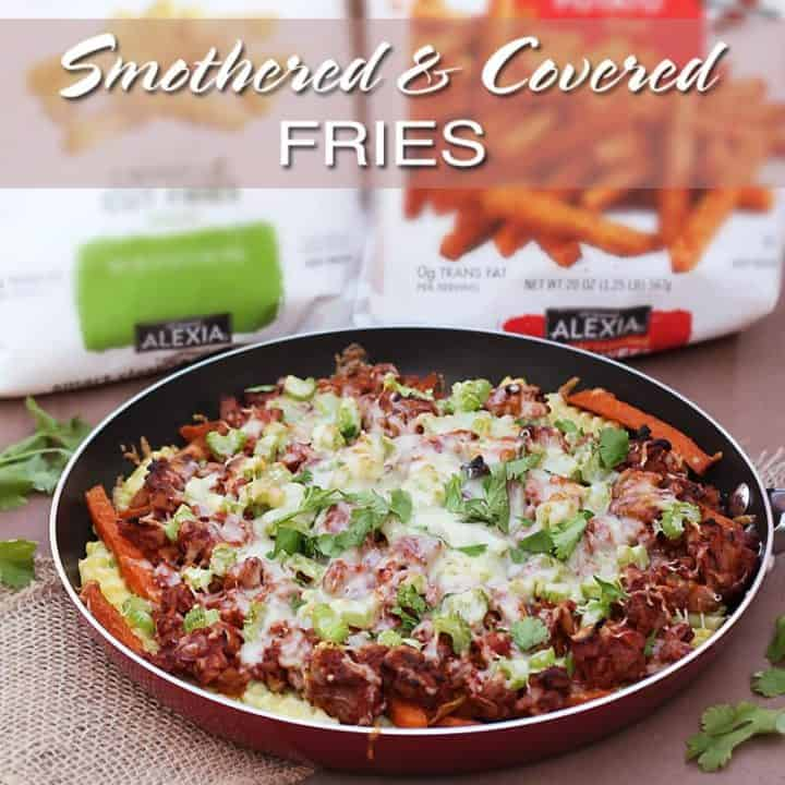 Smothered & Covered Fries: Coming Soon To A Game-Table Near You!