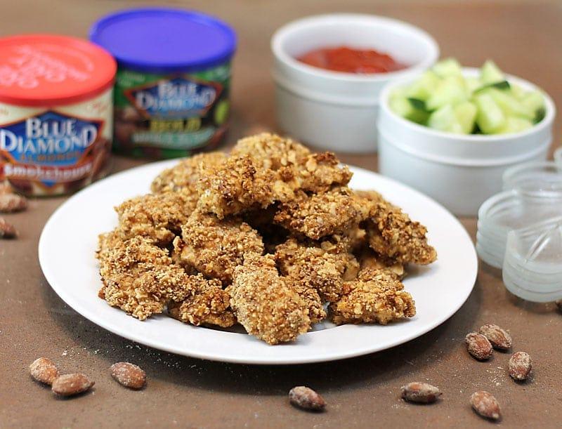 Yogurt-Marinated-Almond-Crusted-Chicken