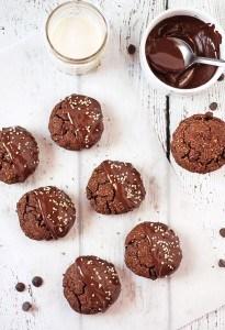 A Little Chocolate Never Hurts-Breakfast-Dessert-Cookies @RunninSrilankan