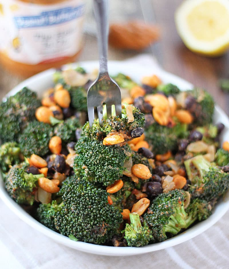 Spicy-Peanutty-Broccoli