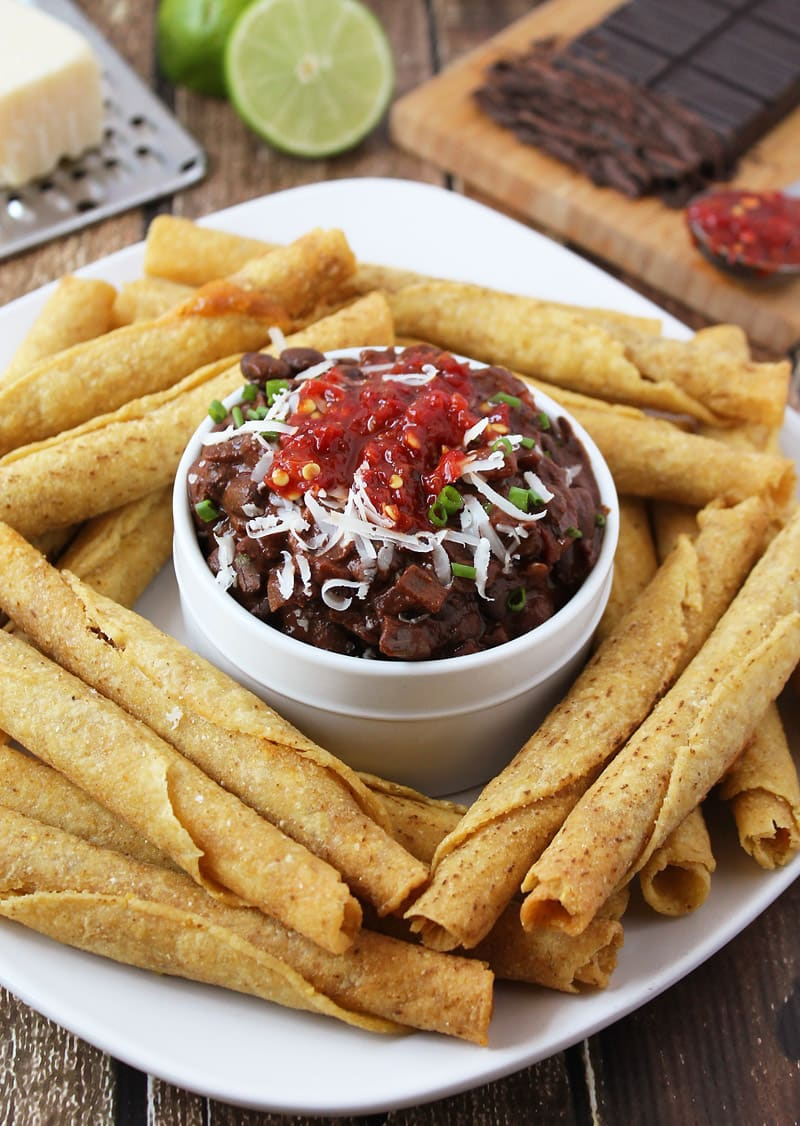 Bean-Chocolate-Dip-@RunninSrilankan-#DelimexFiesta