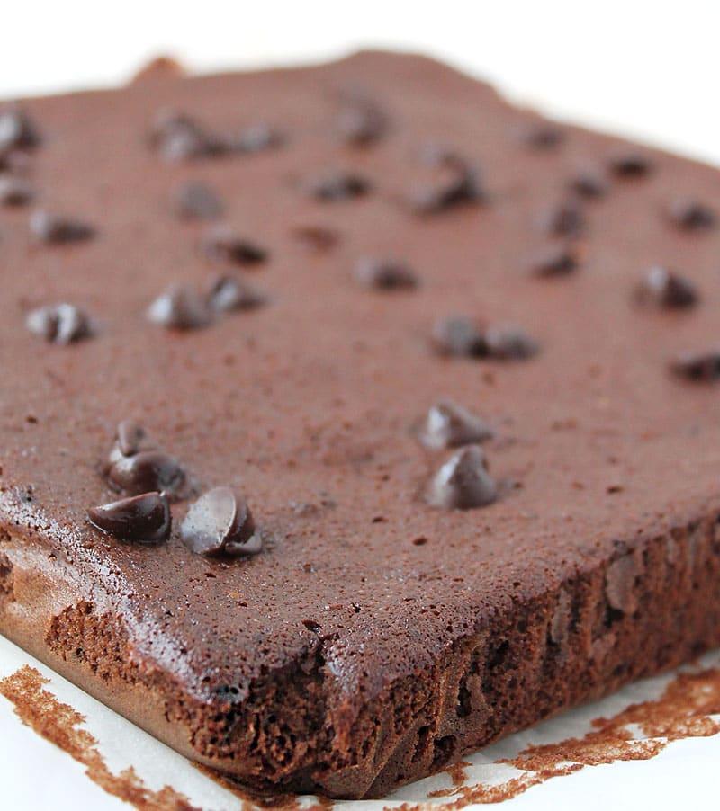 Chocolate Bar-Baked