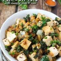 Peri Peri Tofu