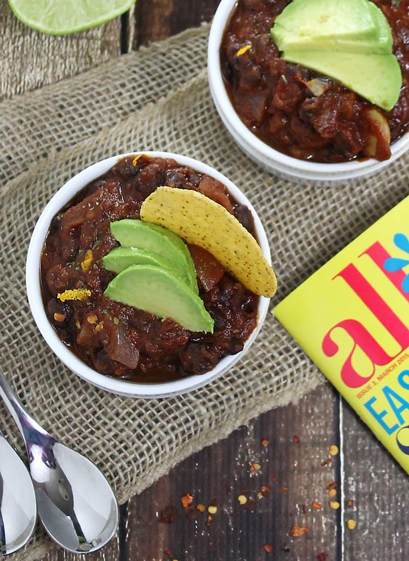 #SpringIntoMeTime-Black-Bean-Stew