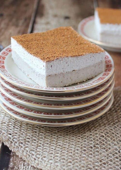 Cinnamon Cashew Cake