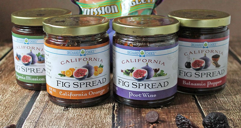Orchard Choice Fig Spreads And Dried Figs