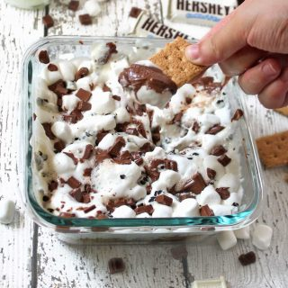 Inside Out Smores #LetsMakeSmores