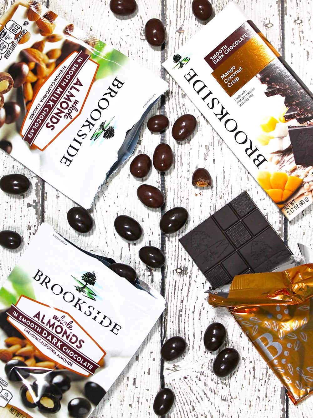 New Brookside Chocolates