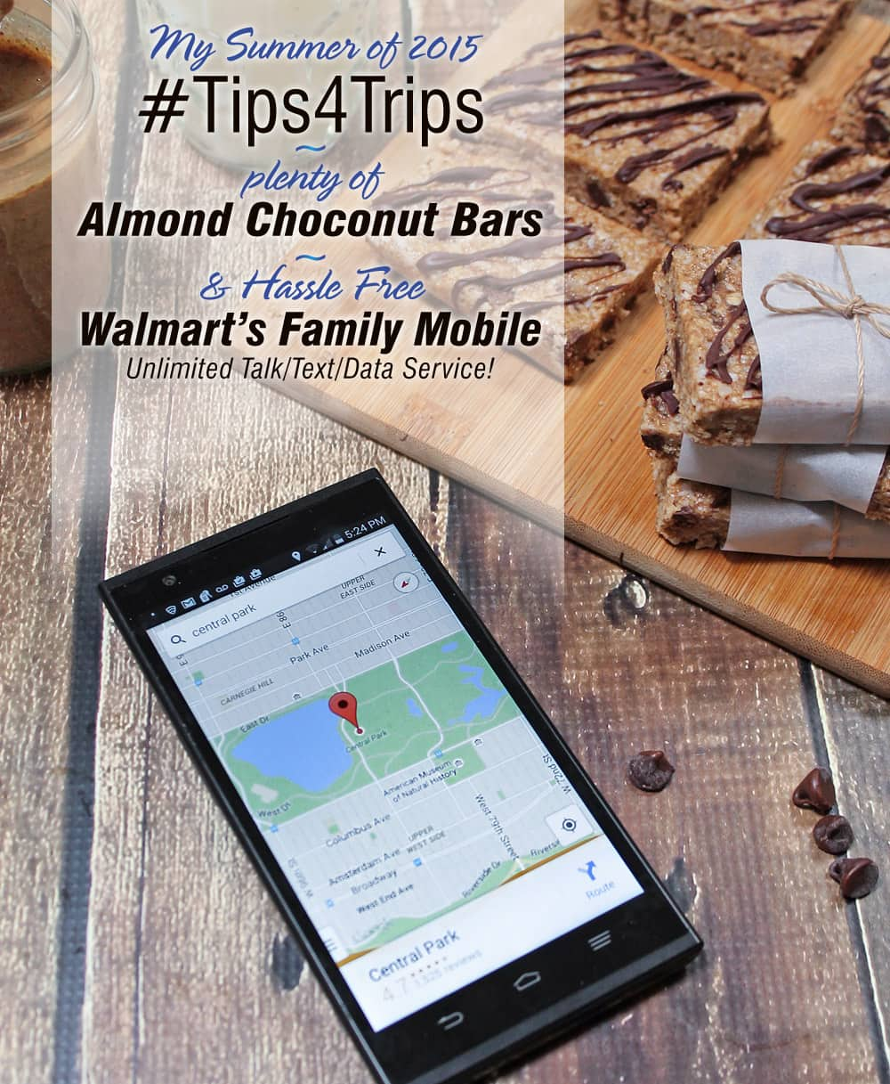 Walmart Family Mobile ZTE ZMAX #TIPS4TRIPS