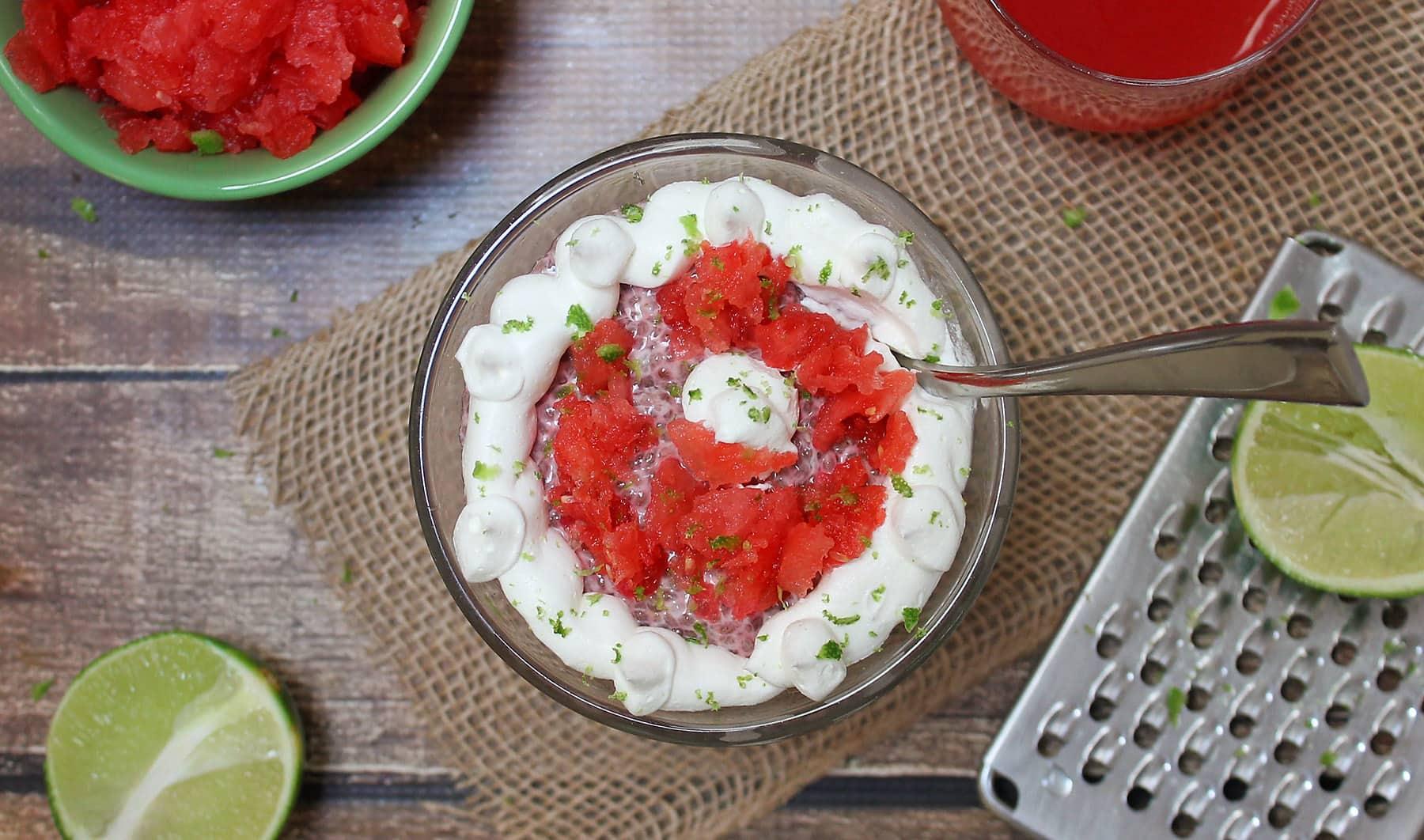 Watermelon Parfait