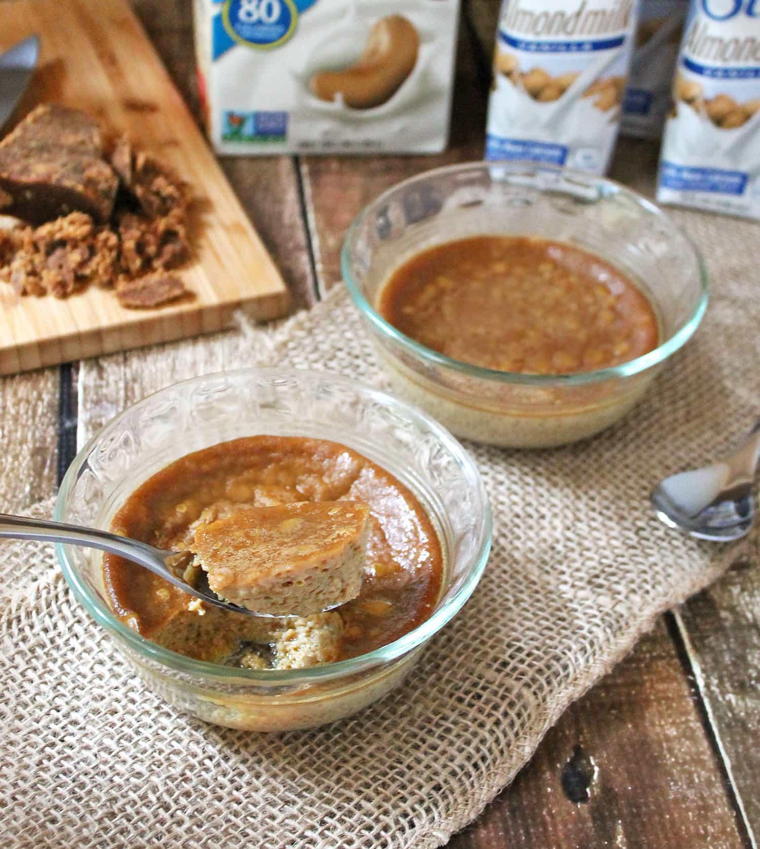Cardamom Spiced Custard