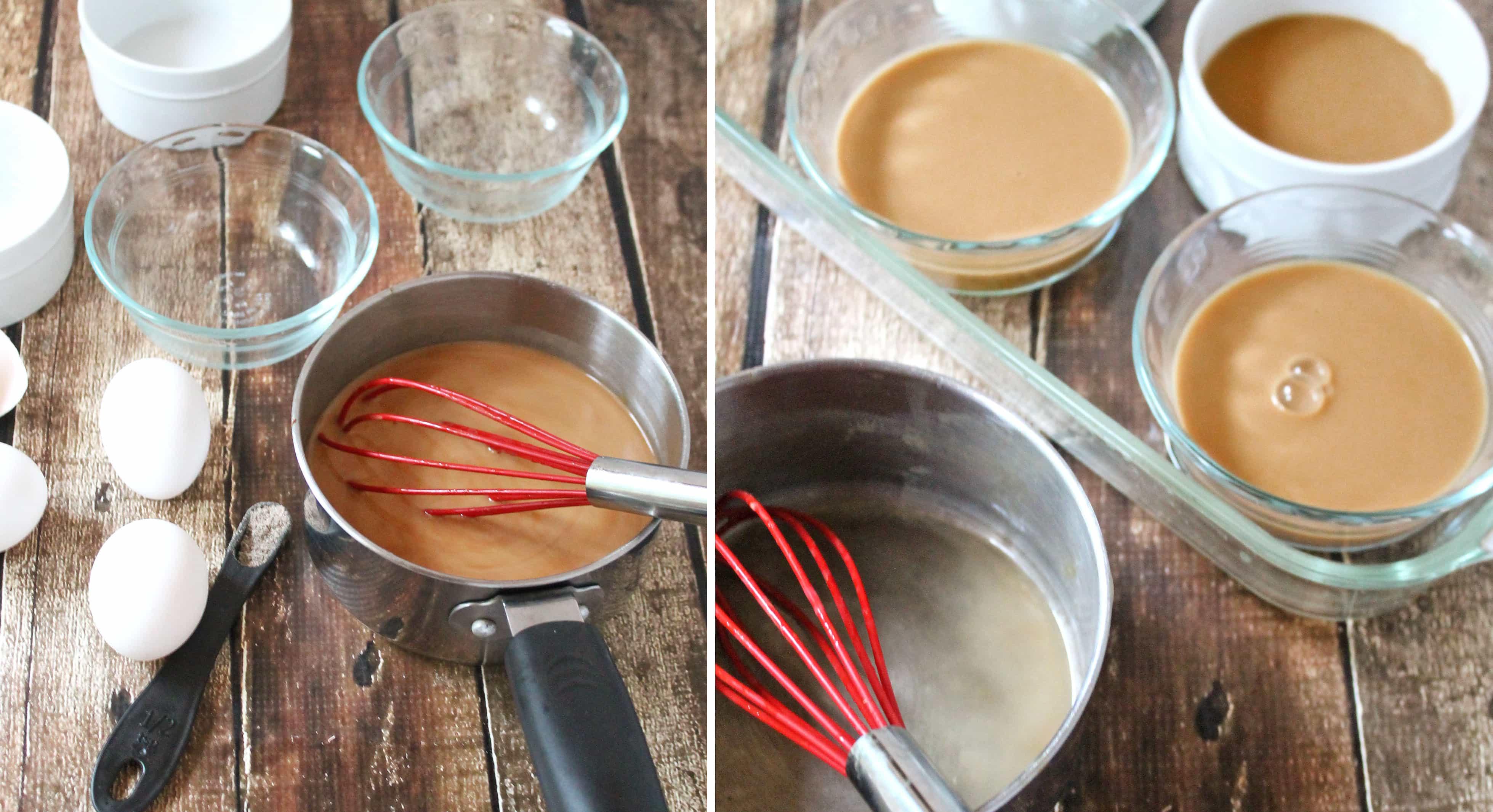 Silk Jaggery Eggs Cardamom Vanilla Custard