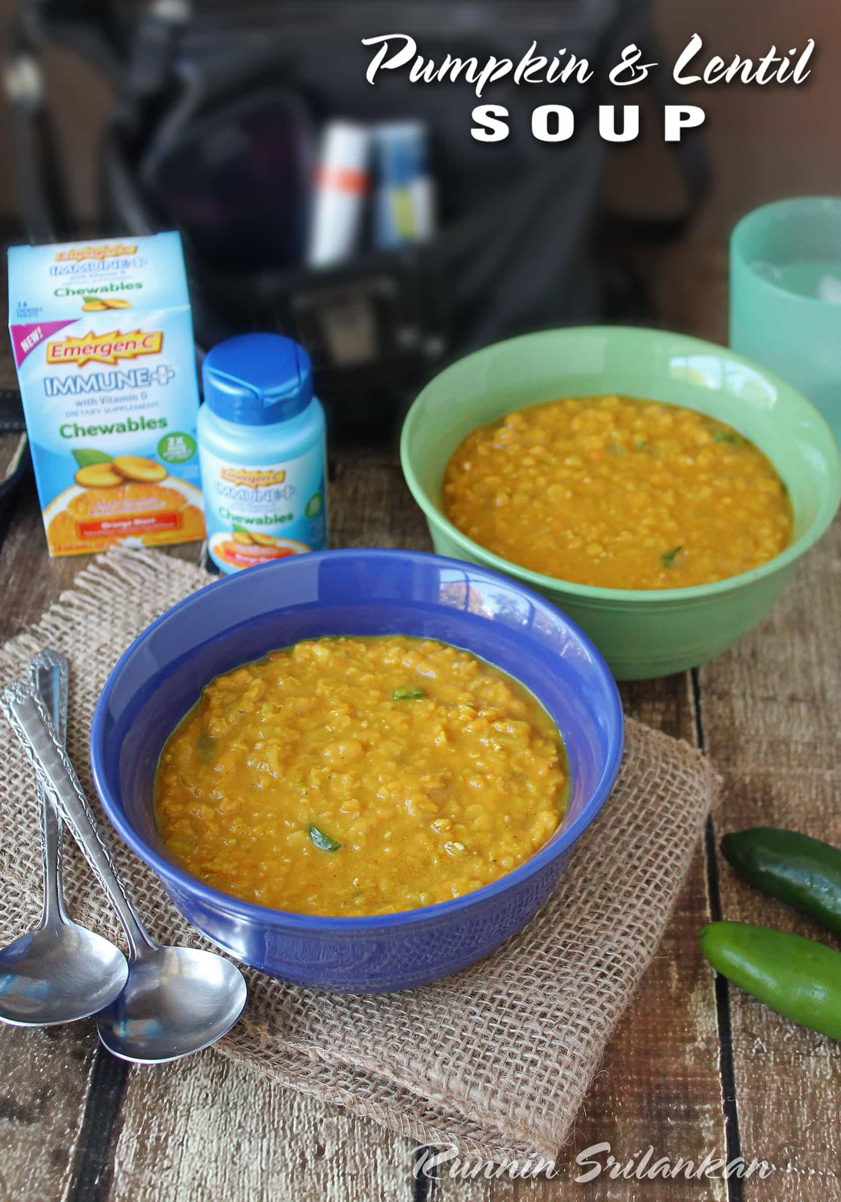 Pumpkin-Lentil-Soup-#BeHealthyForEveryPartOfLife