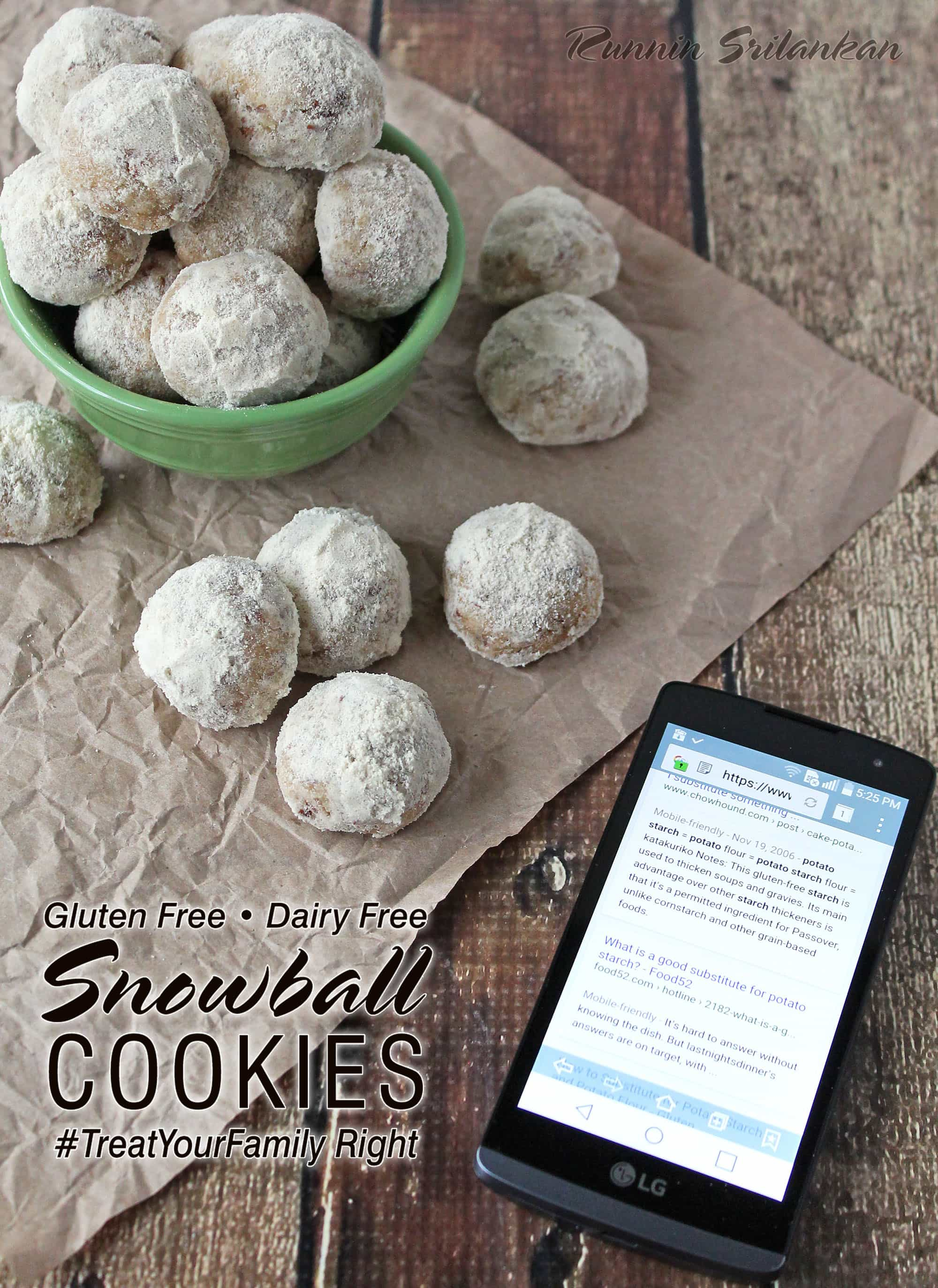 Snowball-Cookies-#TreatYourFamily