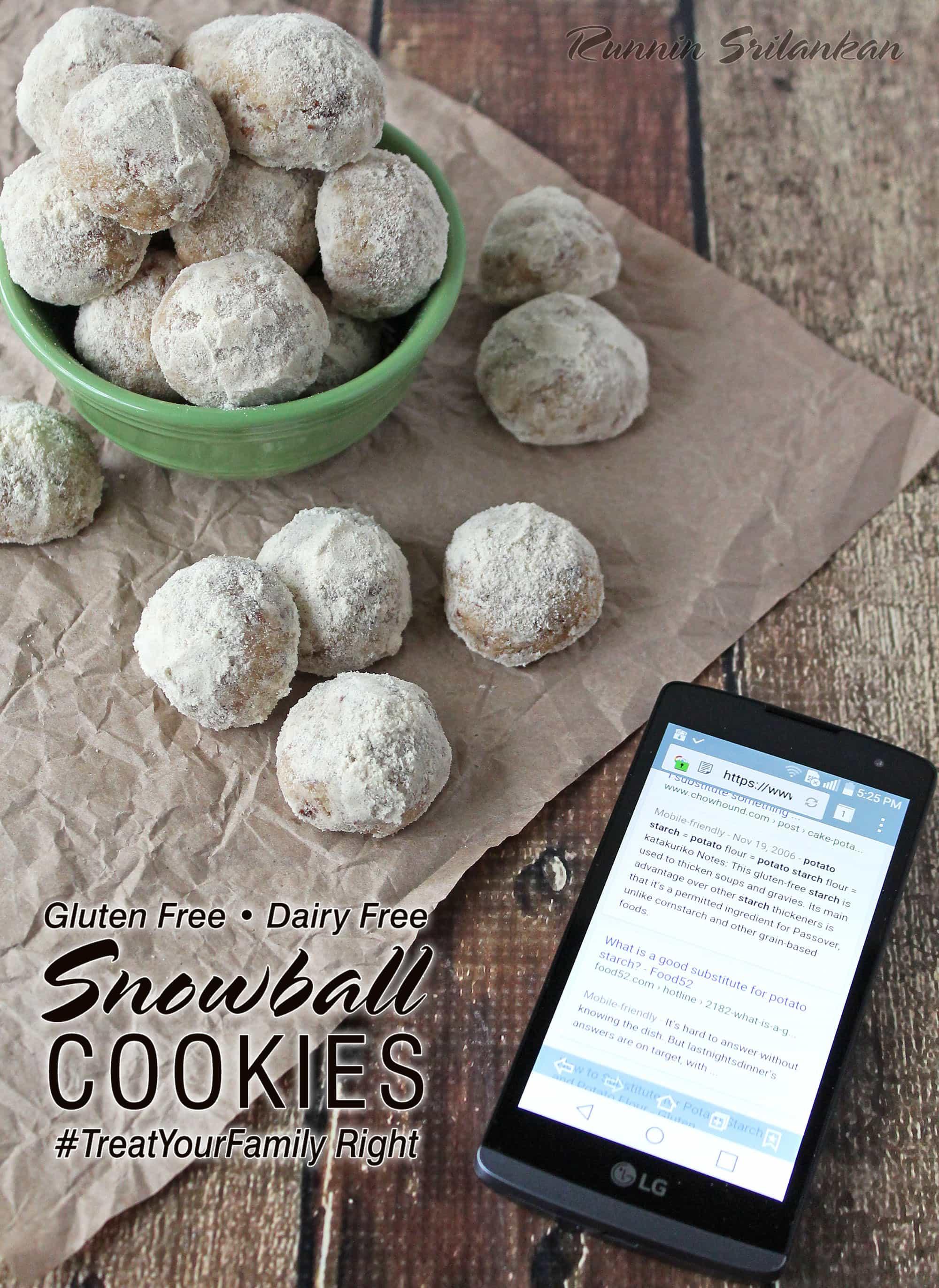Snowball-Cookies-#TreatYourFamily