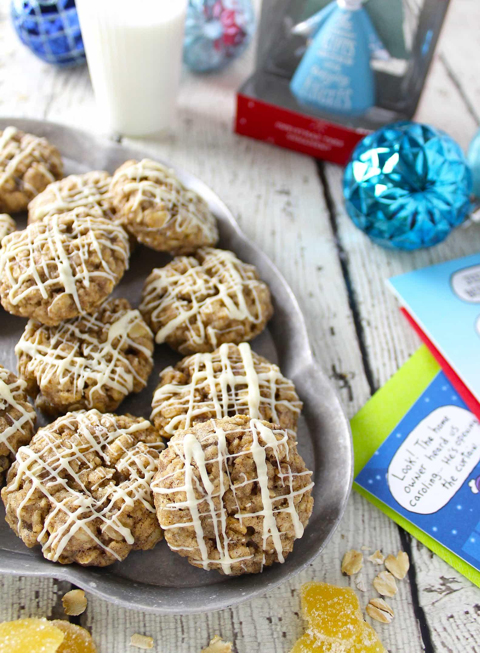 Oatmeal-Ginger-Cookies-#SendHallmark-ggnoads