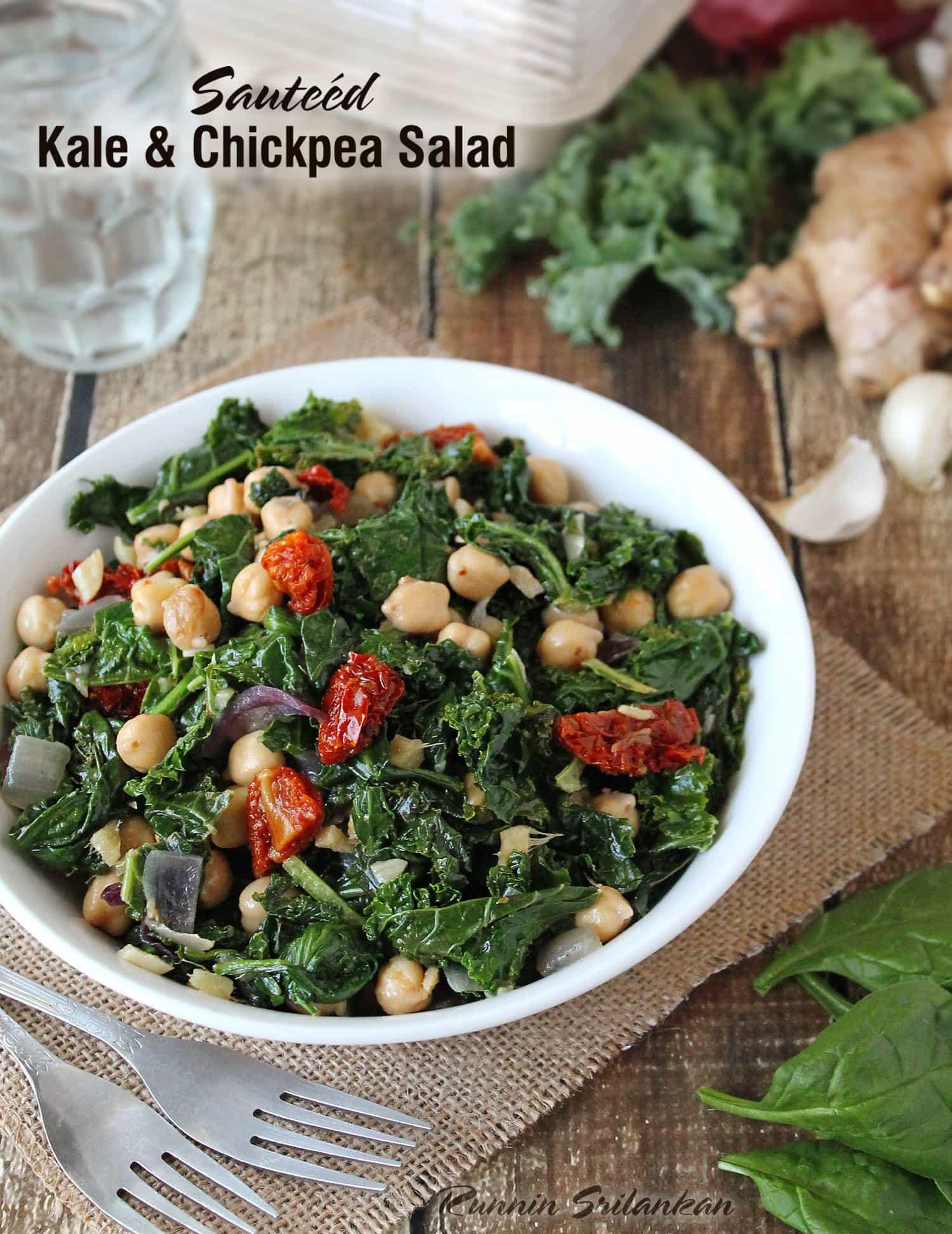 Sauteed-Kale-Chickpea-2-ways-#HeatAndEat