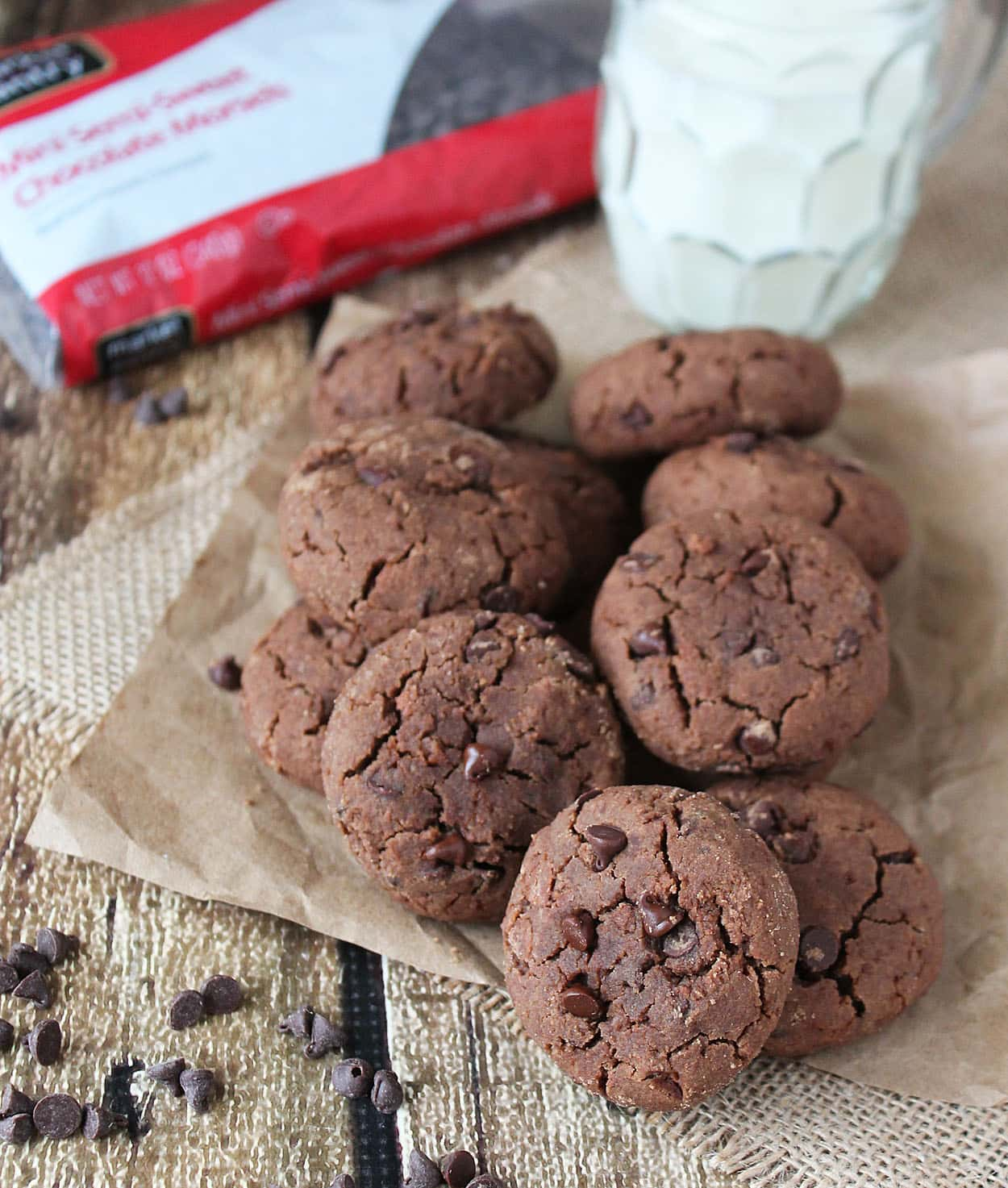 Depression Fighting Chocolate Ricotta Cookies