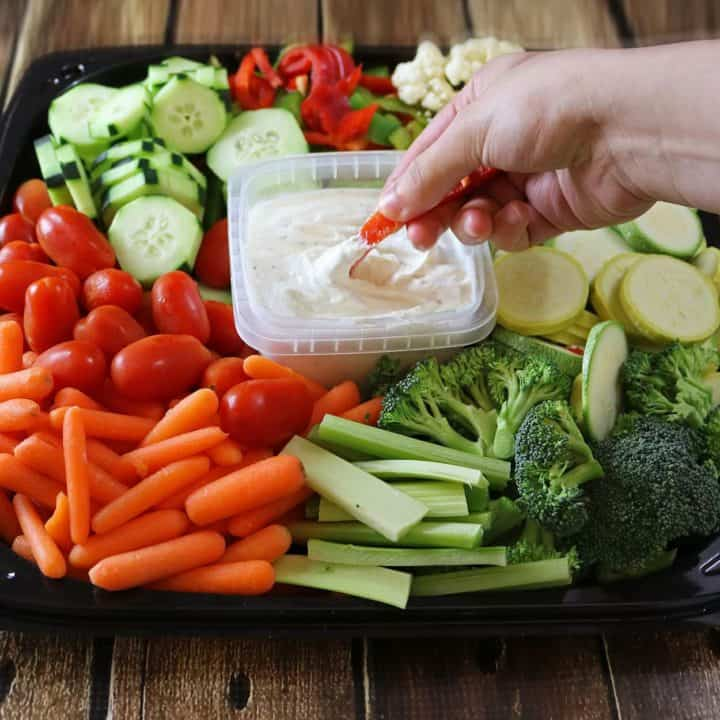 Sprouts Catering Trays