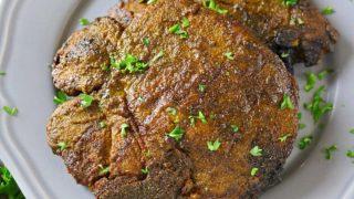 Turmeric & Garam Masala Spiced Grilled Pork