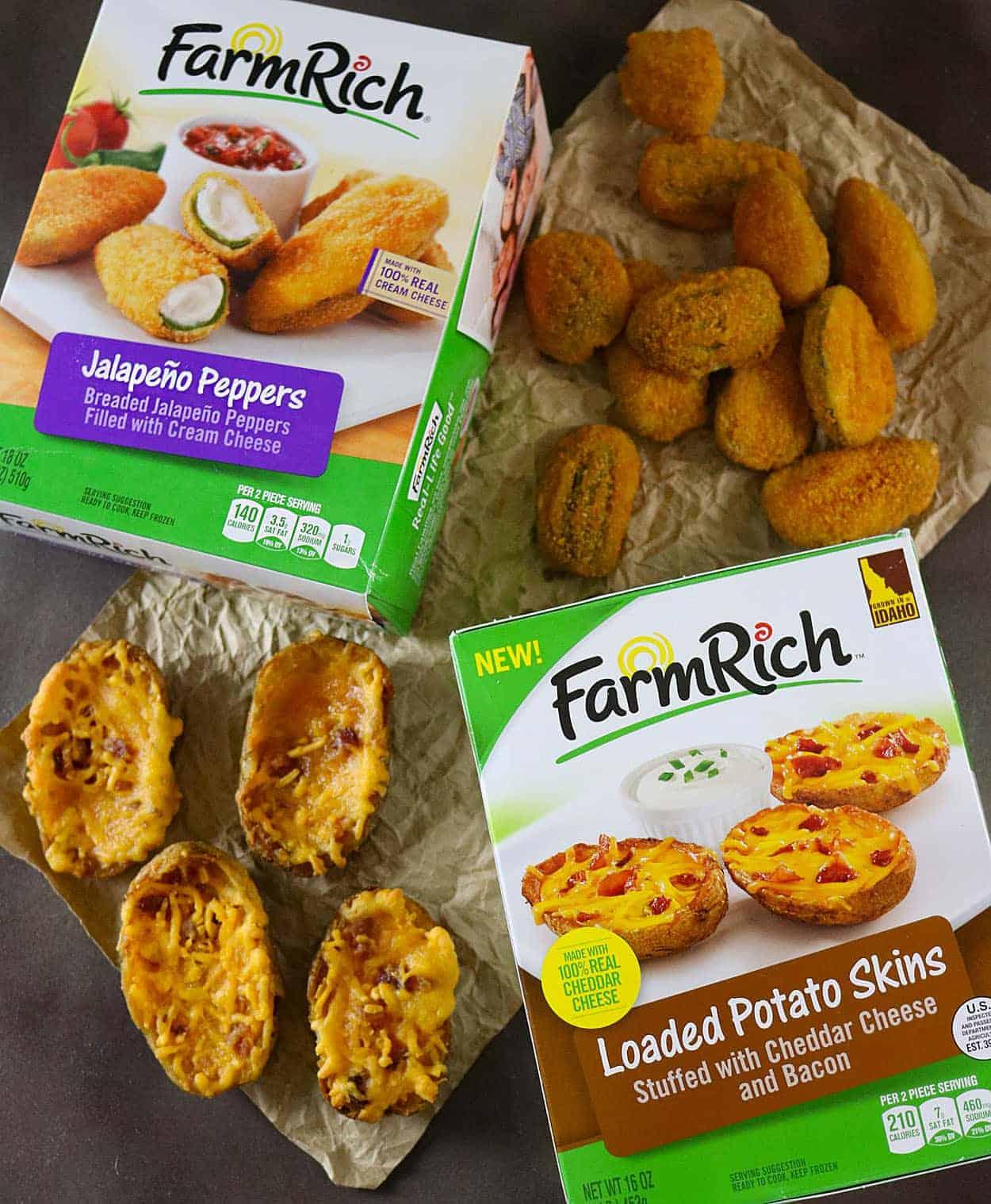 Farm Rich Snacks