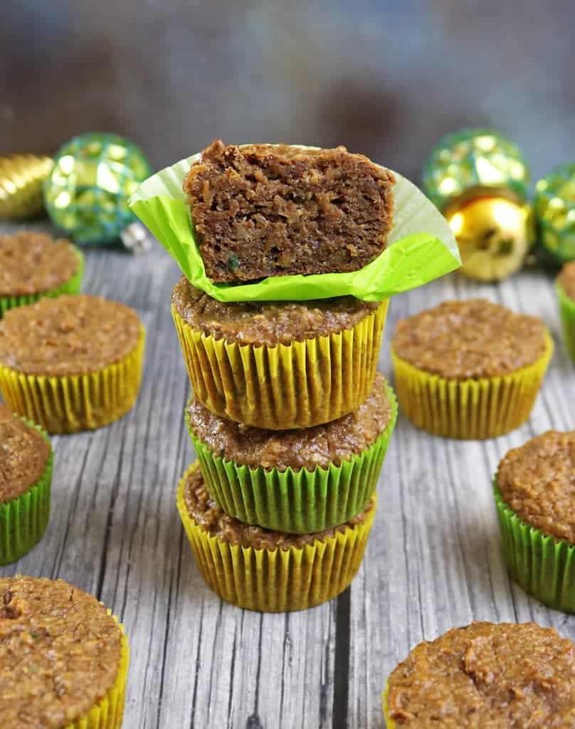 Pumpkin Cupcakes Made With Cake Mix