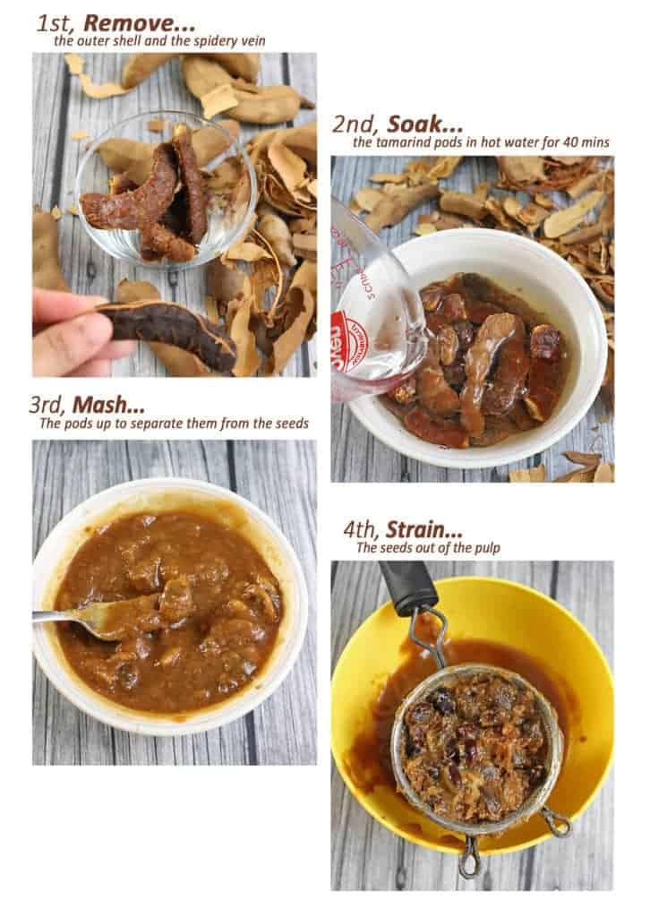 Easy Versatile Tamarind Date Paste