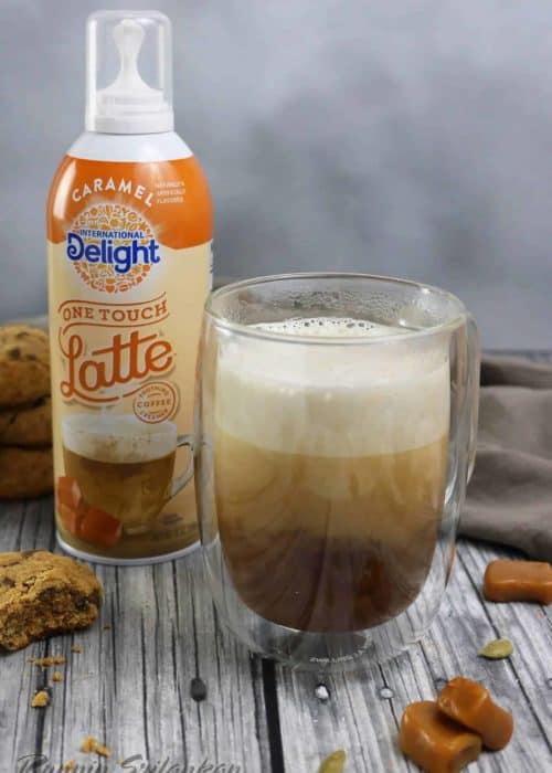 Quick & Easy Caramel Latte!