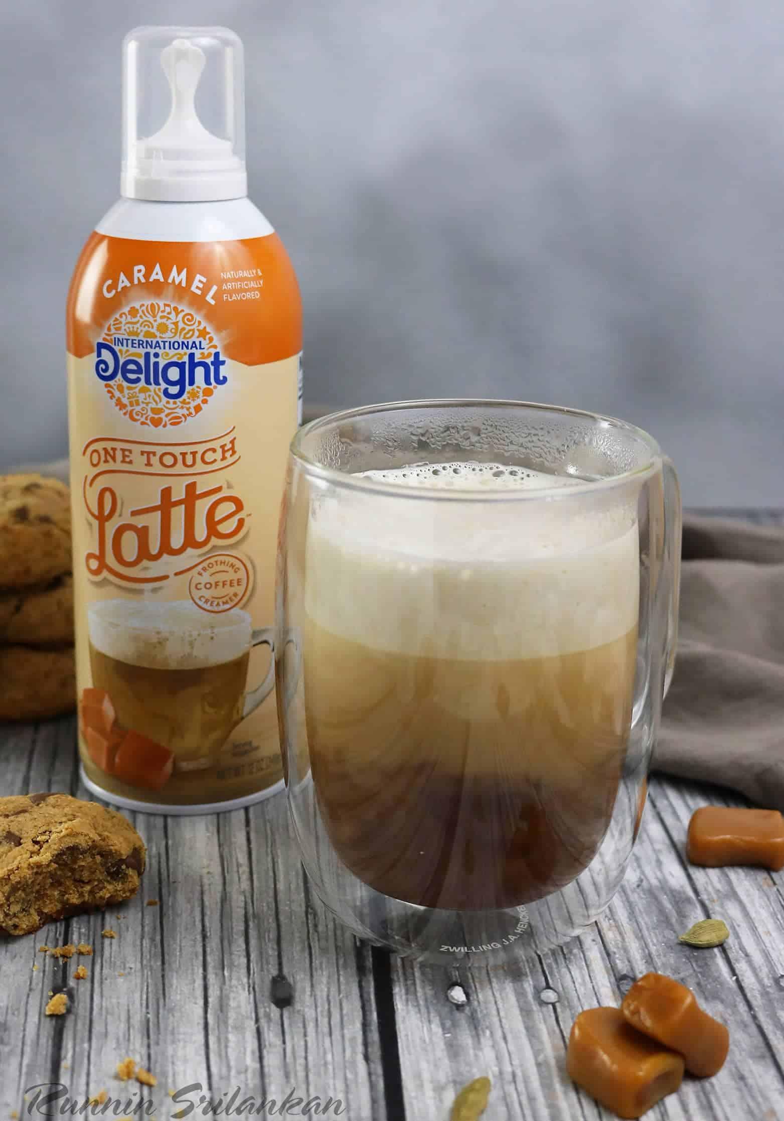 Quick & Easy Caramel Latte