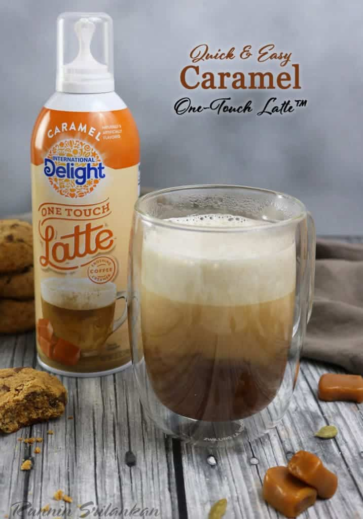 Quick & Easy Caramel Latte
