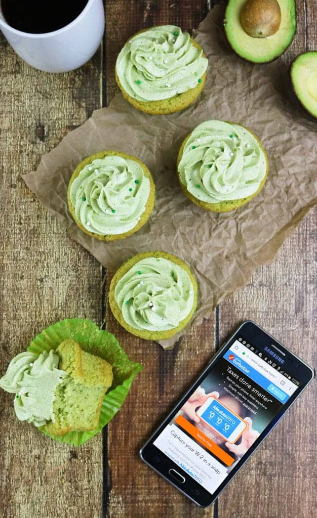 Max Your Tax Cash with Walmart Family Mobile Plus Gluten-Free Avocado Cupcakes