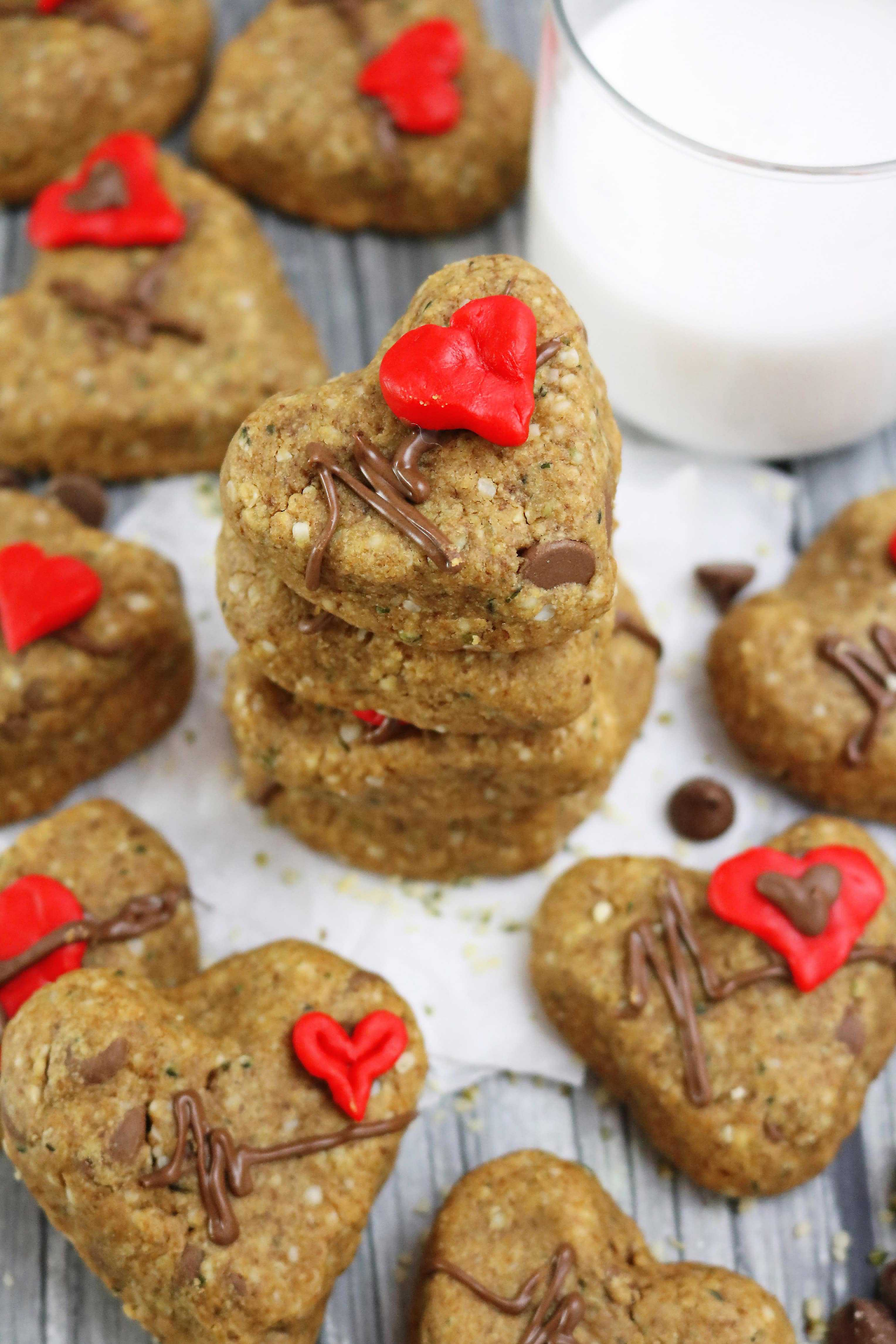 Chocolate Hemp Cookies (Gluten Free)