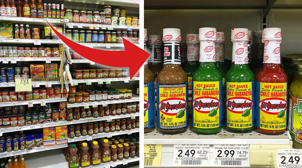 El Yucateco can be found at Publix
