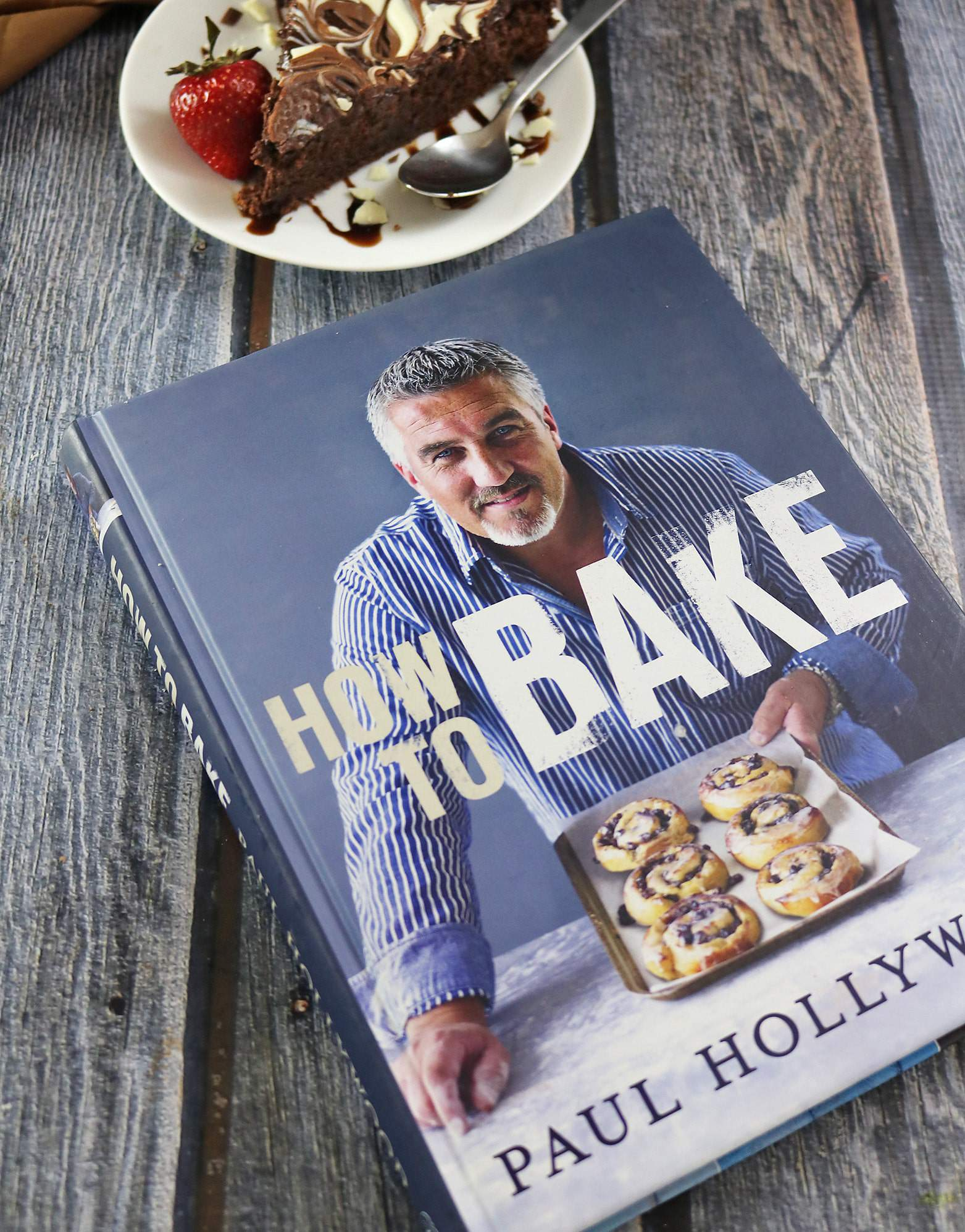 "Paul Hollywood ""How To Bake"""