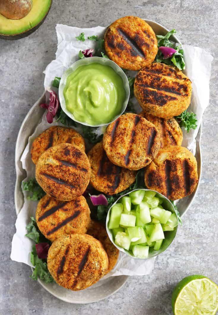 Easy Lentil Potato Patties
