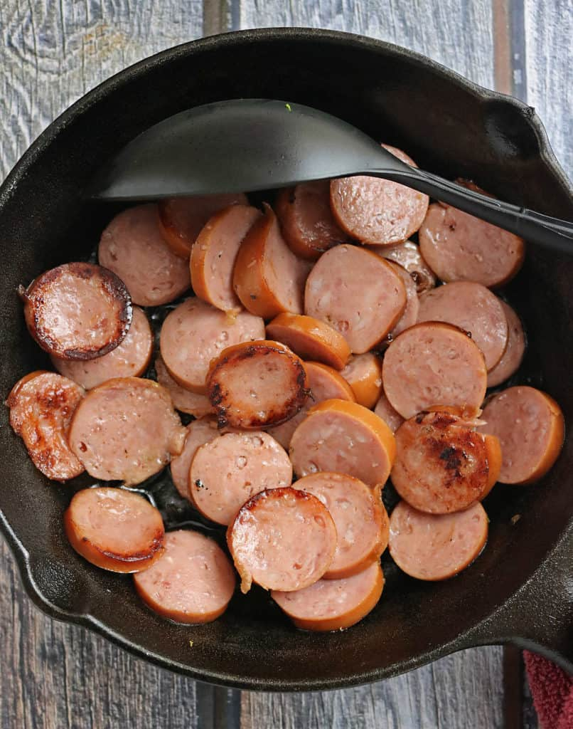 Eckrich Polska Kielbasa Natural Casing Rope Smoked Sausage